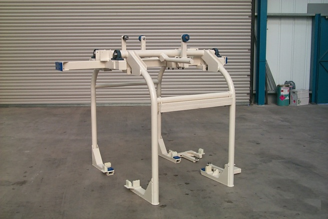 Automotive Body Carrier for Overhead Conveyor